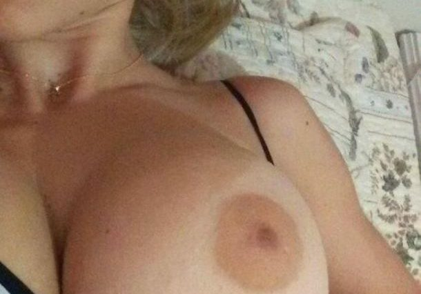Flashing my Big Boobs